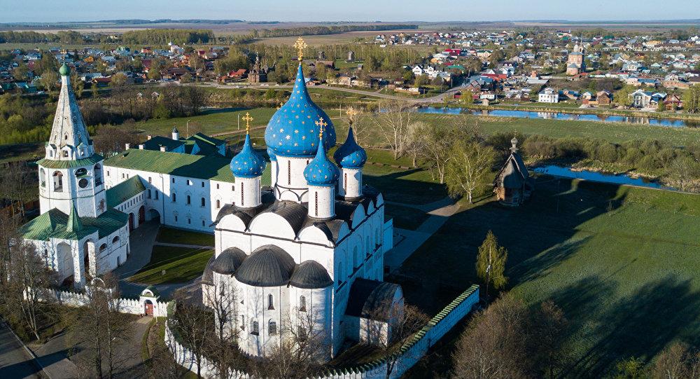 Золотое кольцо Российской Федерации будет аналогом Списка всемирного наследства ЮНЕСКО— Мединский