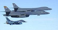 B-1B bombardmançıları