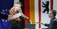Almaniyada parlament seçkiləri