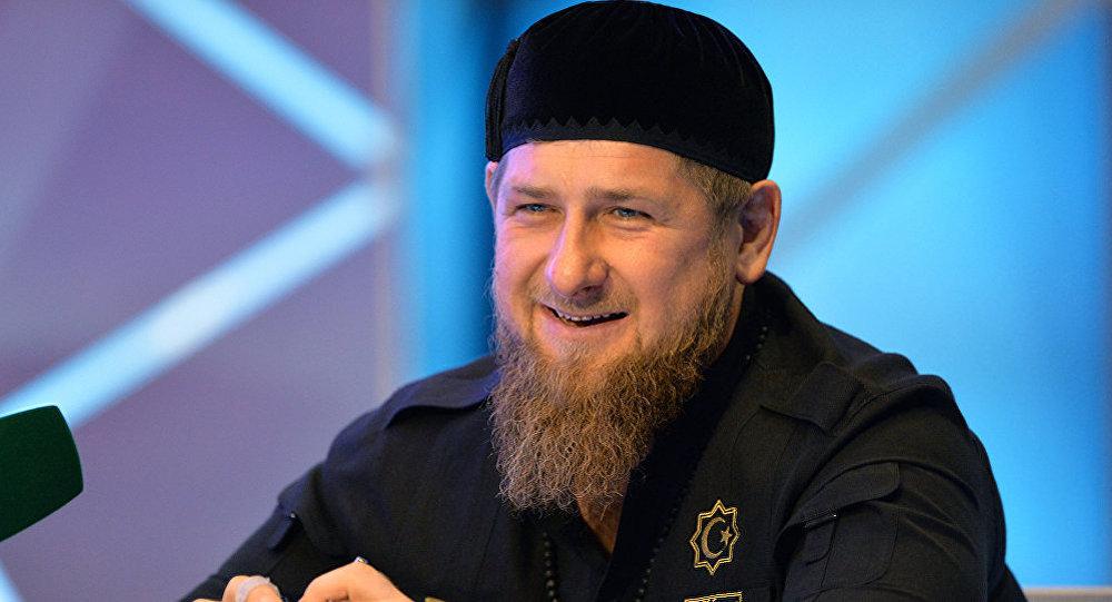Глава Чеченской Республики Российской Федерации Рамзан Кадыров