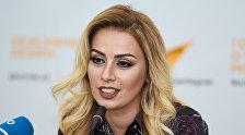 Азербайджанская певица Роза Зяргярли
