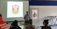 AZE Nakhchivan SK futbol klubunun Almaniyanın Köln şəhərindəki mərkəzi ofisində təqdimetmə mərasimi