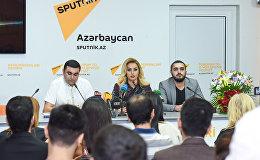 Roza Zərgərlinin klip təqdimatı