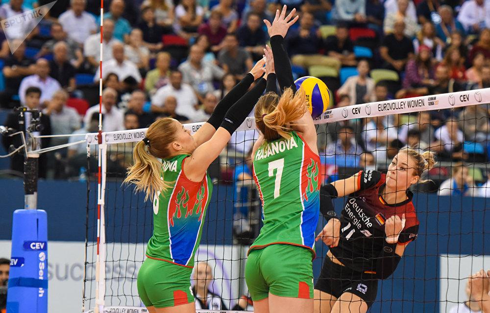 Ушаков: ВолейболисткиРФ погасили эмоции турчанок 2-мя результативными блоками