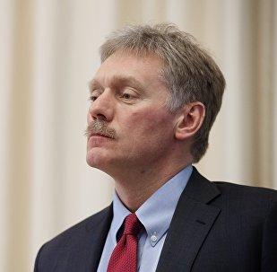 Rusiya prezidentinin mətbuat katibi Dmitri Peskov, arxiv şəkli