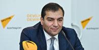 Глава Национального бюро по развитию туризма Фуад Нагиев