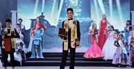 Рауль Аббасов на международном конкурсе в грузинском городе Батуми Top Teen & Child Model of the Planet-2017