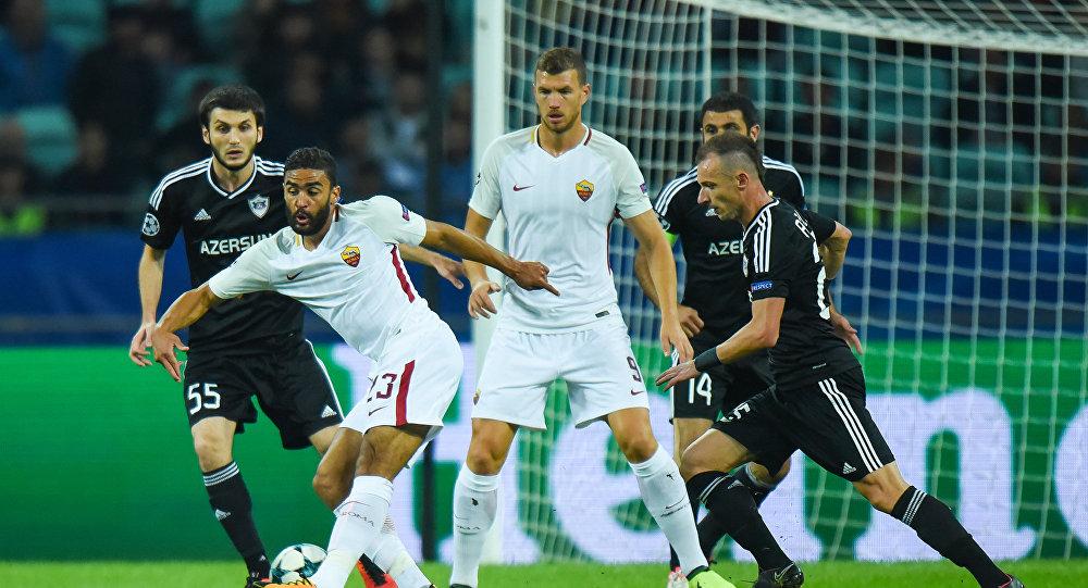 «Карабах» забил вгрупповом этапе Лиги чемпионов, однако очков ненабрал