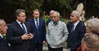 На Ставрополье с рабочим визитом прибыл министр экономики Азербайджана Шахин Мустафаев
