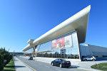 Выставочный комплекс Baku Expo Center, фото из архива
