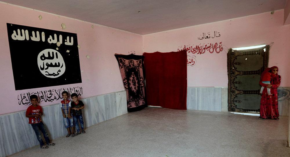 İŞİD bayrağı