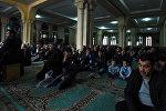 День Ашуры в бакинской мечети Аждарбей, фото из архива