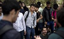 Беженцы из Афганистана, фото из архива
