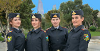 В Национальном приморском парке начали службу женщины-полицейские