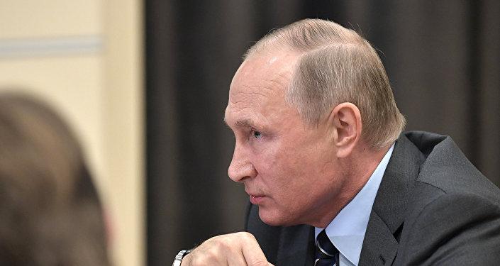 Путин обозначил особую роль РФ вобеспечении энергобезопасности Евразии