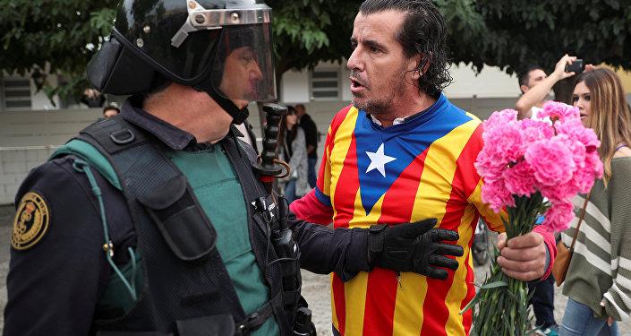 Референдум о независимости Каталонии