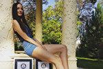Basketbol üzrə Rusiya milli komandasının 30 yaşlı idmançısı Yekaterina Lisina