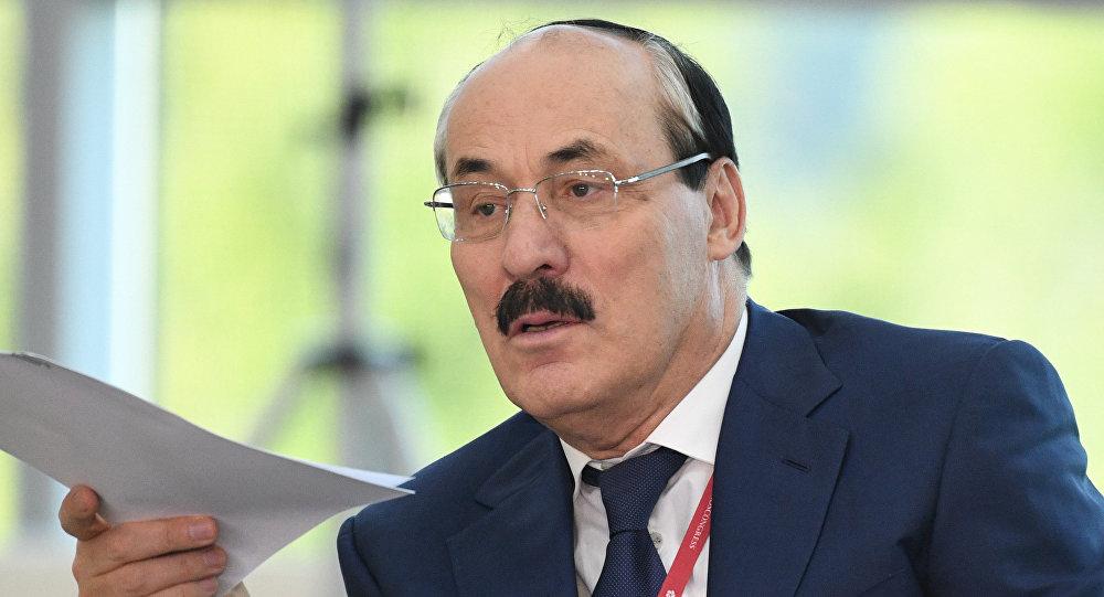 Путин подписал указ обосвобождении отдолжности руководителя Дагестана Абдулатипова