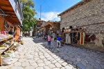 Туристический поселок Лагич в Азербайджане