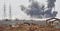 Rusiyanın İŞİD mövqelərinə zərbəsi, arxiv şəkli