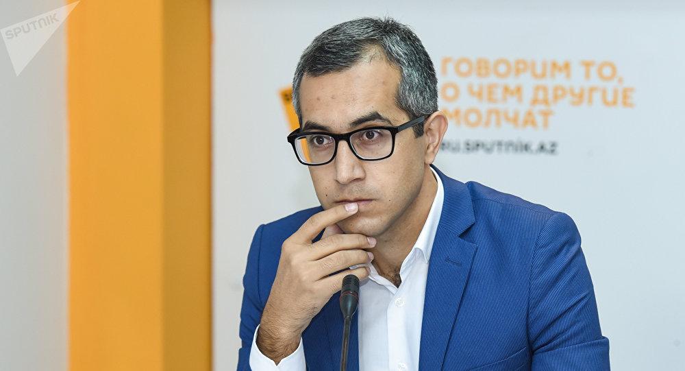 Эксперт в области образования Кямран Асадов