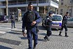 Fransa polisi, arxiv şəkli
