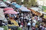 Курды на рынке в Эрбиле, Ирак, 4 октября 2017 года