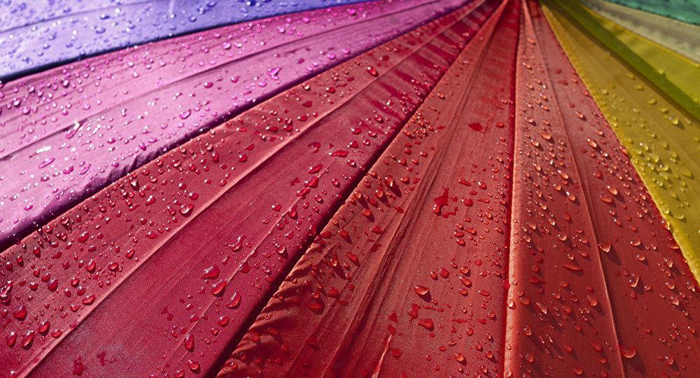 Rəngli yağış