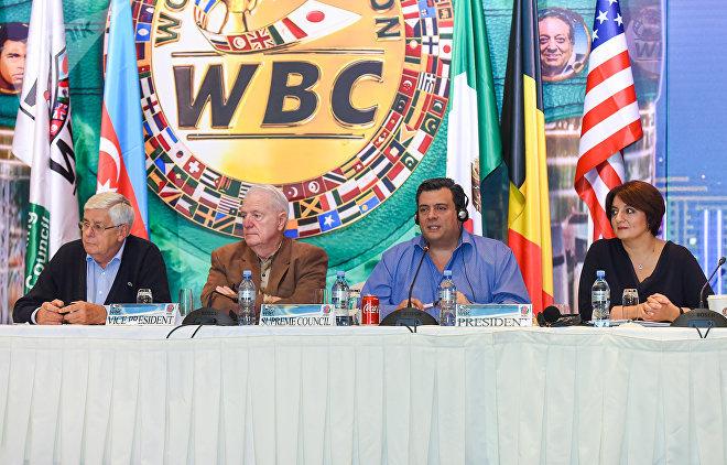Азербайджан стал членом Всемирного боксёрского совета