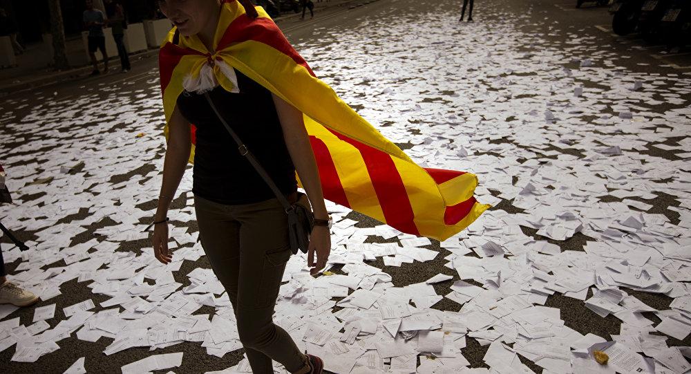 Мадрид сохранит прямое управление Каталонией вслучае переизбрания Пучдемона