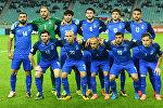 Сборная Азербайджана по футболу, архивное фото