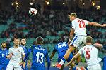 Отборочный матч Чемпионата мира - 2018 по футболу между сборными Азербайджана и Чехии