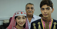 Танцевальная пара из Азербайджана готова покорить жюри