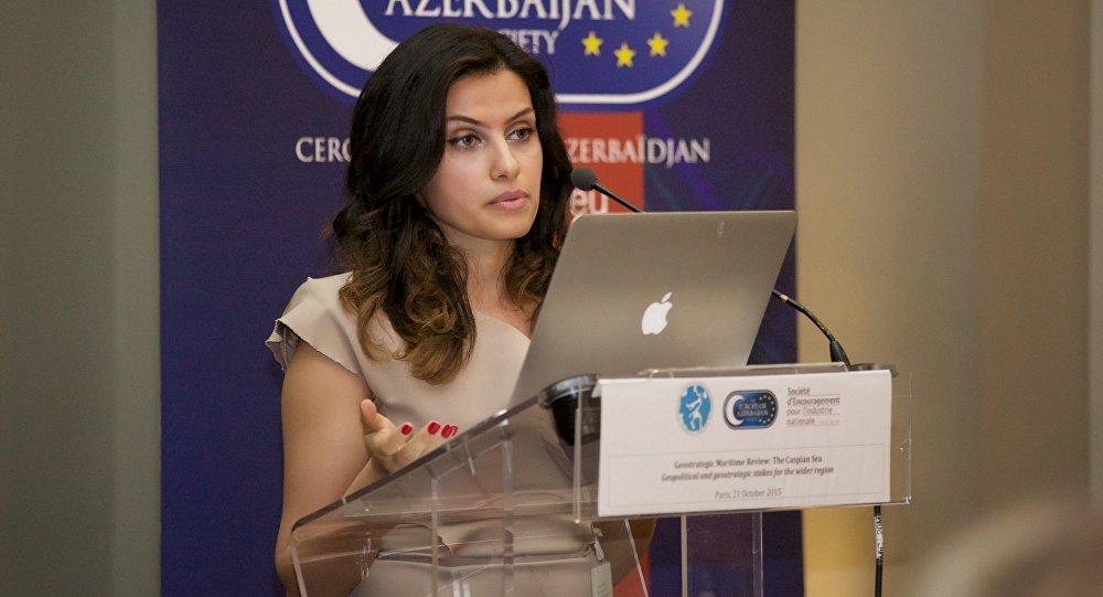 Ведущий научный сотрудник отдела экономического анализа и вопросов глобализации Центра стратегических исследований (ЦСИ) при Президенте АР Гюльмира Рзаева
