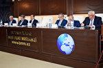 Конференции Роль средств массовой информации в защите и развитии литературного азербайджанского языка