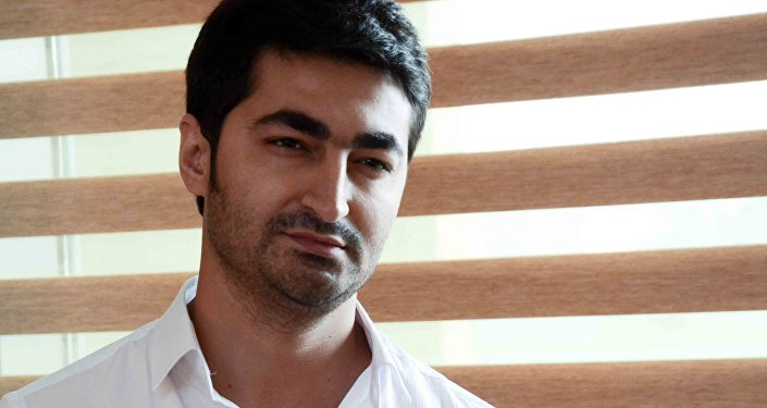 Aktyor Tural Əhməd