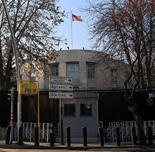 ABŞ-ın Ankaradakı səfirliyi
