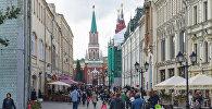 Moskvanın Nikolskaya küçəsi
