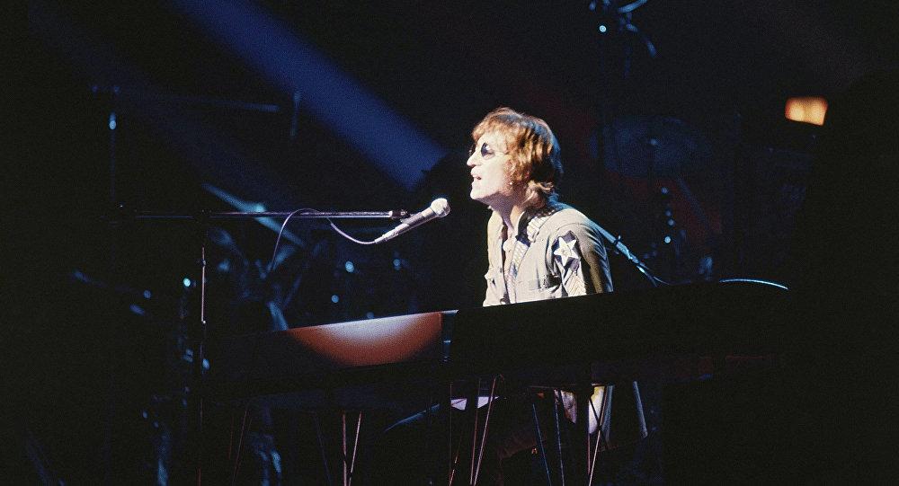 Концерт Джона Леннона в Мэдисон-сквер-гарден, Нью-Йорк, 30 августа 1972 года