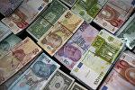 Türk lirəsi, avro və dollar