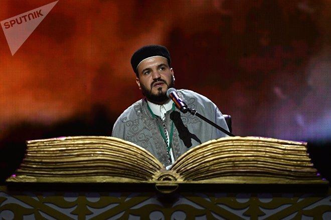 XVIII Московский Международный конкурс чтецов Корана