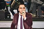 Азербайджанский исполнитель Мурад Садых, фото из архива