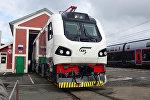 Пассажирский локомотив Prima M4