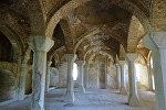 Мечеть в оккупированном Арменией азербайджанском городе Шуша, фото из архива