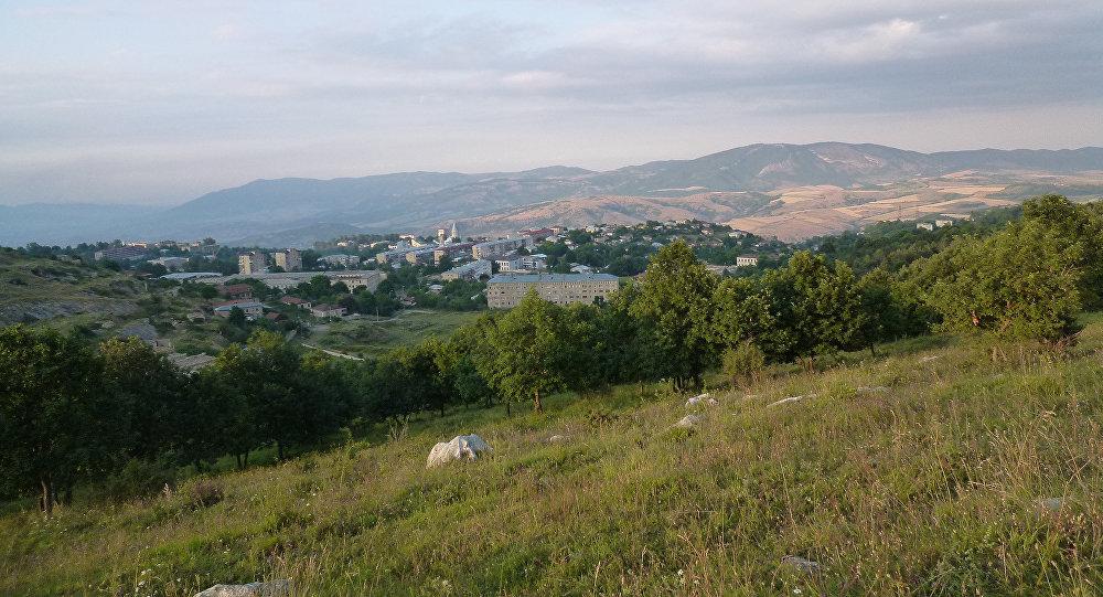 Tovuzun Əlibəyli kəndi, arxiv şəkli