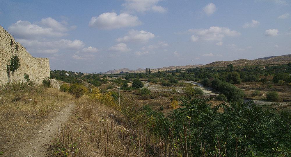 Xocavənd rayonu, arxiv şəkli