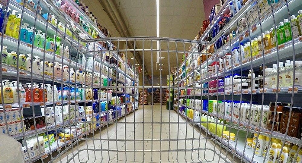Магазин, фото из архива