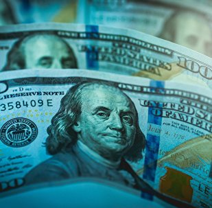 Доллары, фото из архива