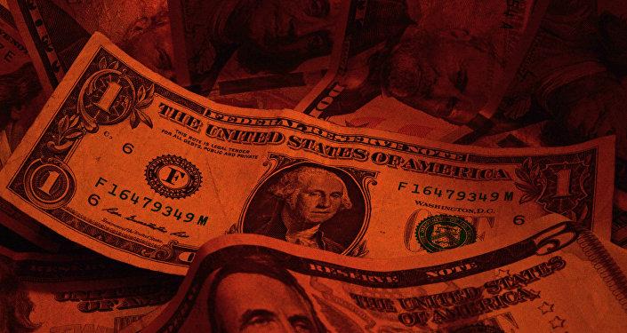 копейки на фоне доллара