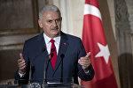 Премьер-министр Турции Бинали Йылдырым, фото из архива